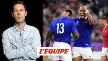 « Une ligne de trois-quarts monumentale » - Rugby - 6 Nations - Bleus