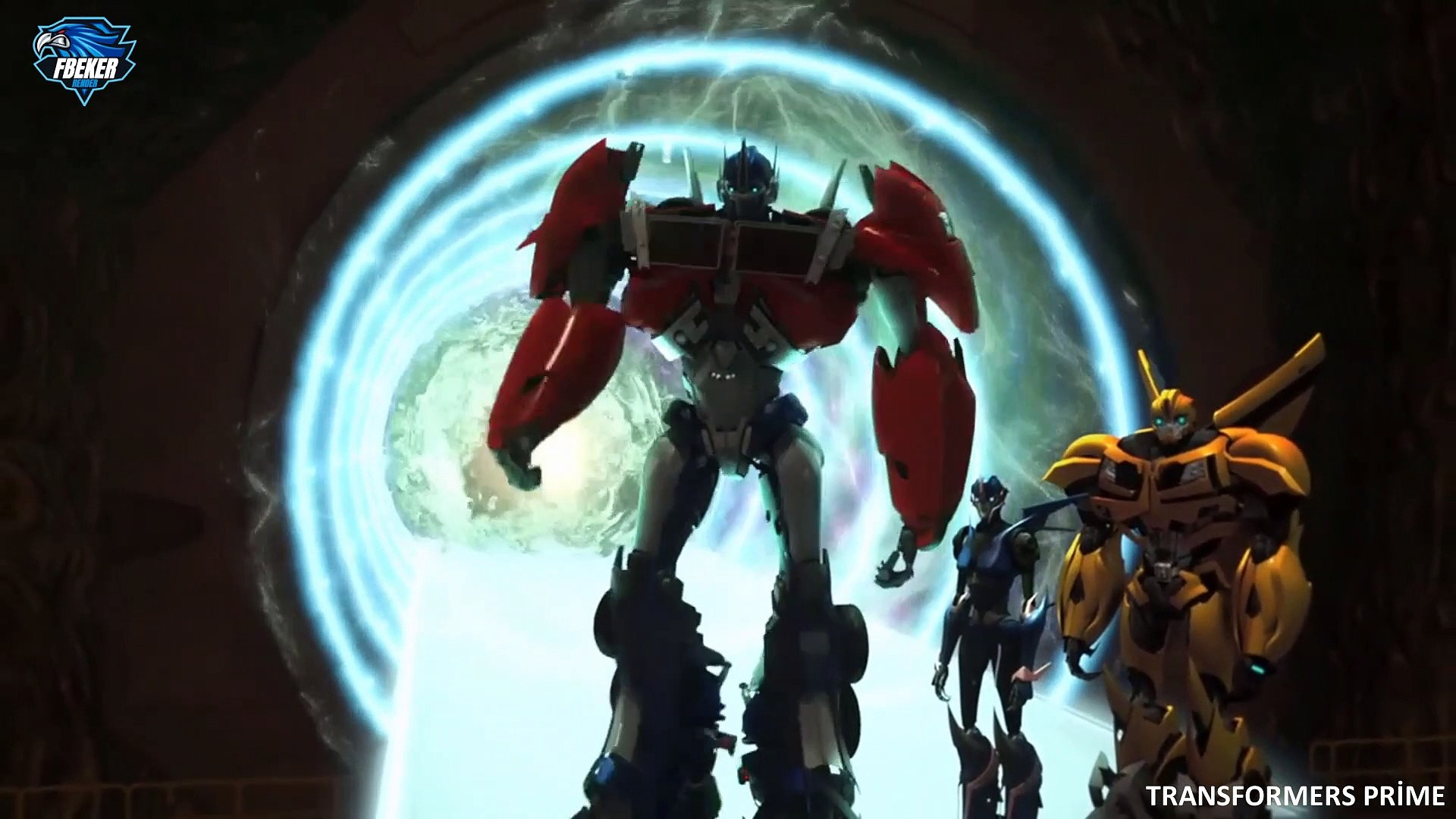 Transformers Prime 16.Bölüm Full Hd