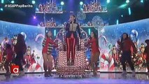 Popstar Royalty Sarah G brings happy christmas feels with her opening performance