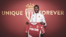 Harisson Marcelin à l'AS Monaco