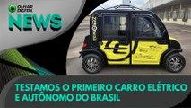 Ao vivo | Testamos o primeiro carro elétrico e autônomo do Brasil | 30/01/2020 (157)