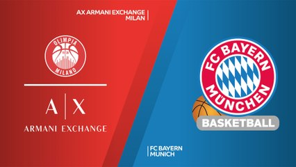 EuroLeague 2019-20 Highlights Regular Season Round 22 video: Milan 79-78 Bayern