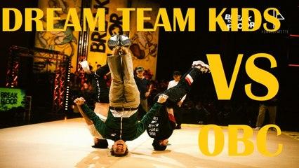 Break The Floor 2020 | 1/4 Final | OBC VS Dream team kidz Europe