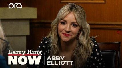 """It was a boys club for so long"": Abby Elliott on women in comedy"