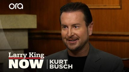 Car wrecks, favorite street cars, and advice for young racers -- Kurt Busch answers your social media questions