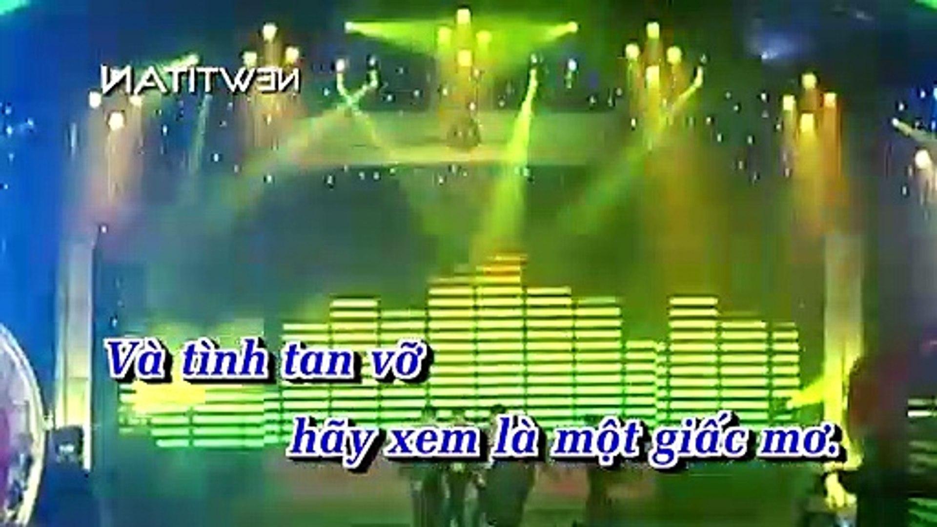 [Karaoke] Tình Ta Chỉ Là Mơ - Ngô Kiến Huy [Beat]