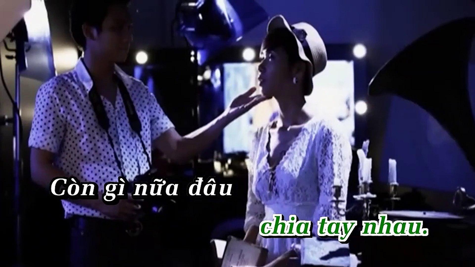 [Karaoke] Hay Là Chia Tay - Khắc Việt [Beat]