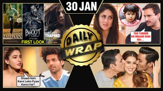 Sara Akshay Atrangi Re FIRST Look, Saif BLAMES Kareena, Kartik Aaryan Marriage Plans | Top 10 News