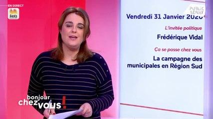Frédérique Vidal - Public Sénat vendredi 31 janvier 2020