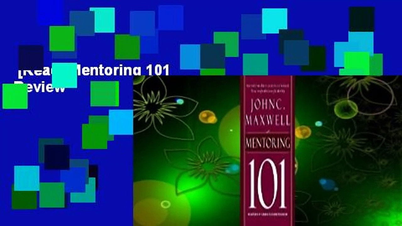 [Read] Mentoring 101  Review