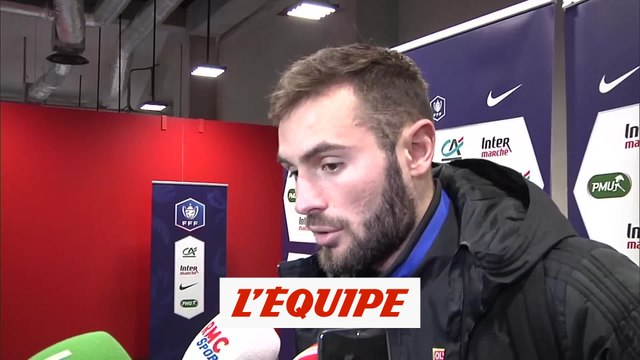 Tousart «Un match plutôt abouti» - Foot - Coupe - OL