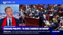 "Edouard Philippe: ""Je suis candidat au Havre"" - 31/01"