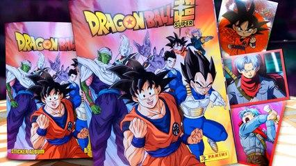 El nuevo álbum de cromos de Dragon Ball Super 2020