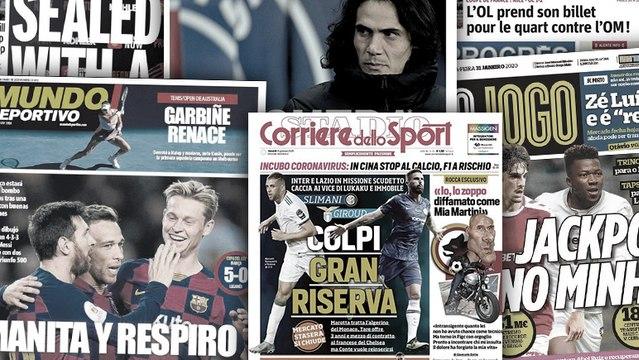 Le Barça tout proche de signer une pépite portugaise, Manchester United attend un buteur