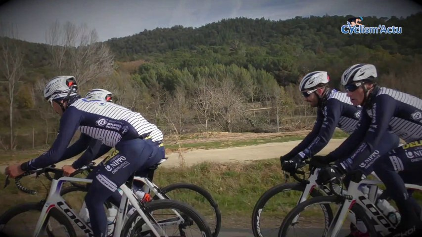 """Cyclism'Actu On Board -  Nippo Delko One Provence """"veut le Tour"""""""