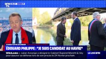 """Édouard Philippe : """"Je suis candidat au Havre"""" (2) - 31/01"""