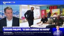 "Edouard Philippe: ""Je suis candidat au Havre"" (3) - 31/01"
