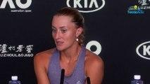 """Open d'Australie 2020 - Kristina Mladenovic gagne son 4e Majeur : """"Je n'ai pas envie de dire qu'on est blasé..."""""""