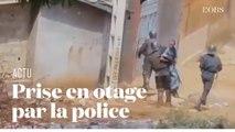 En Guinée, la police utilise une femme comme bouclier humain, provoquant un tollé