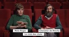 Interview de Maïa Roger et Chevalier de Rinchy [Le club des chats ]   Tout-Petits Cinéma - 13e édition