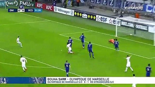 Sarr en mode Messi, le bijou d'Ounas, la vista de Gélin : le Top buts des 8es de finale