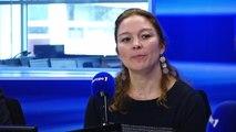 La France bouge : Virginie Hils présidente fondatrice Comptoir de campagne, lieu multiservice où l'on trouve des produits frais issus d'un circuit court