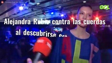 Alejandra Rubio contra las cuerdas al descubrirse este secreto demoledor