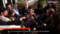 Coronavirus : la ministre de la Santé annonce qu'un des Français rapatriés de Chine a été transporté à l'hôpital de la Timone à Marseille