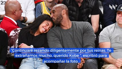 Beyoncé rinde homenaje a Kobe y Gianna Bryant