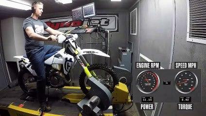 2020 Husqvarna FX 450 Dyno Test