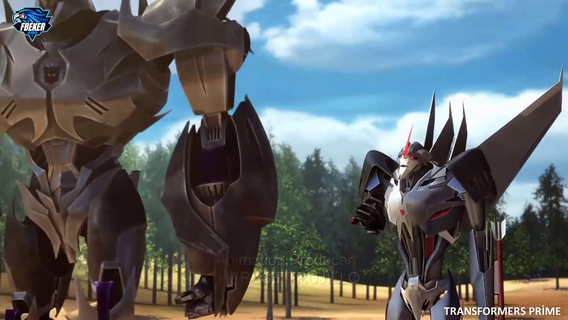 Transformers Prime 19.Bölüm Full Hd
