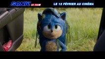 SONIC LE FILM – Un extrait qui décoiffe !  [Le 12 février au cinéma]
