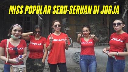 Miss POPULAR Seru-seruan di Jogja