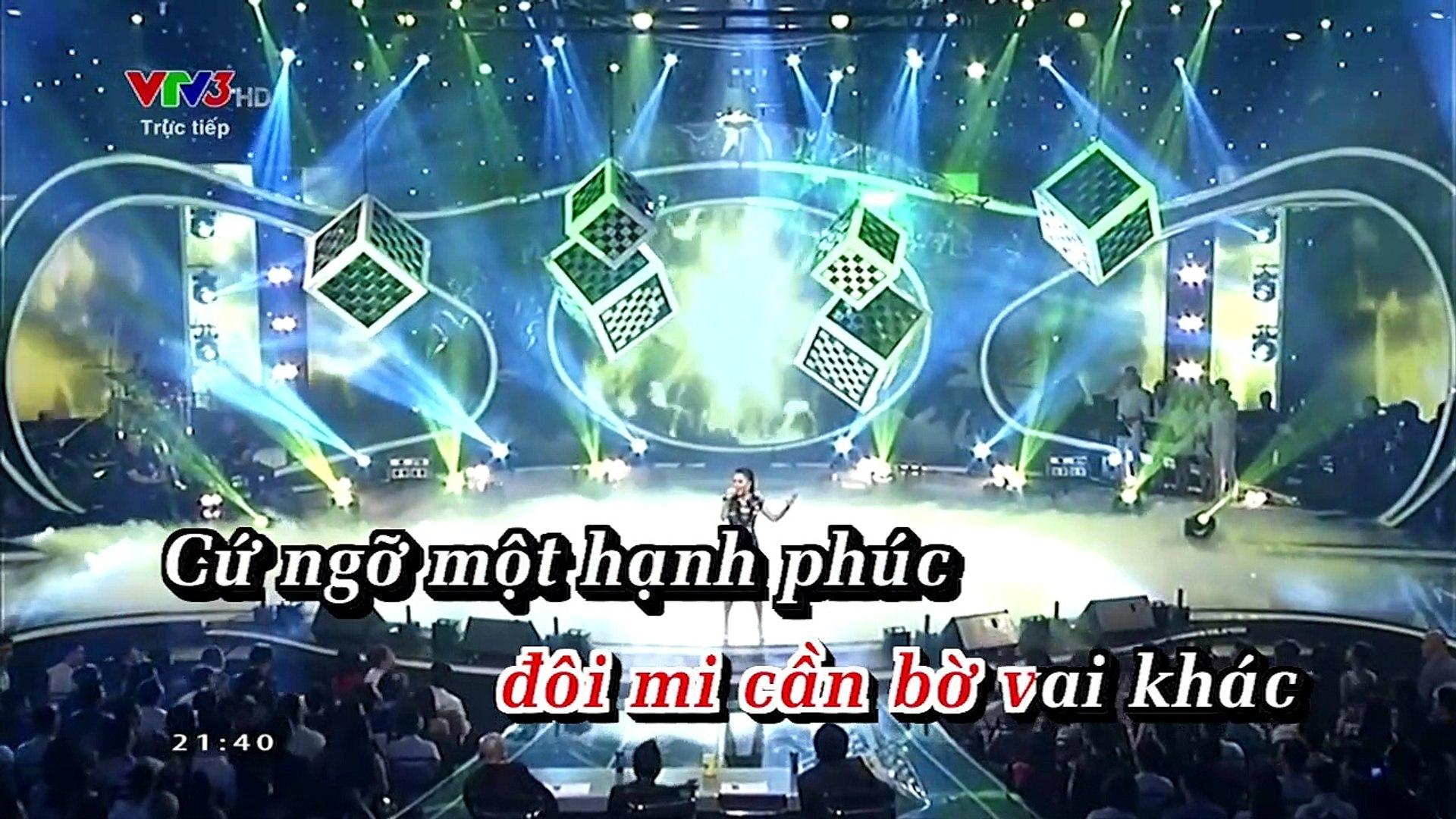 [Karaoke] Đừng Yêu - Thu Minh [Beat]