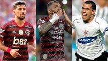 As contratações mais caras do futebol brasileiro