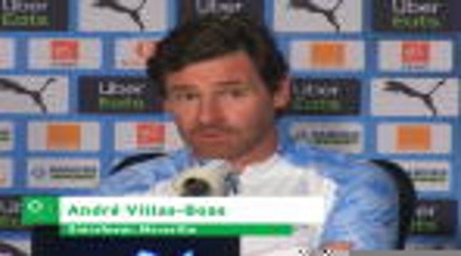 22e j. - Villas-Boas : ''Après Caleta-Car, c'est à Lopez d'être critiqué, ensuite ce sera Benedetto...''