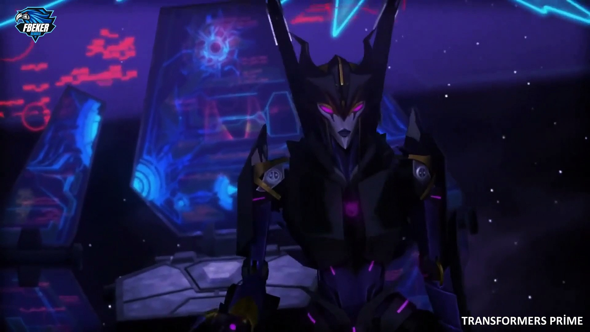 Transformers Prime 20.Bölüm Full Hd