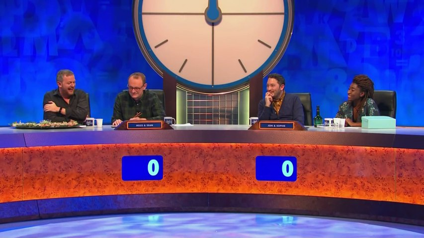 8 Out Of 10 Cats Does Countdown - S19E04 - Aired on Jan 30, 2020