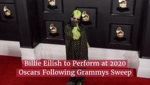 Billie Eilish Gets An Oscars Gig