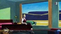 Edward Hopper, le peintre culte et mélancolique qui a inspiré les cinéastes est exposé en Suisse