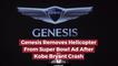 Genesis Gets Rid Of A Super Bowl Ad