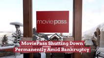 MoviePass Is Gone
