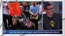 Doctor DISSECTS Mike Pence On Healthcare