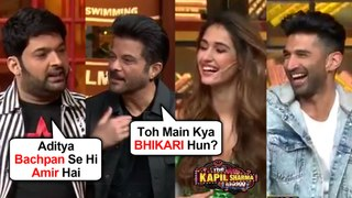 Kapil Sharma HILARIOUS Comedy With Anil Kapoor, Aditya Roy Kapur, Disha | The Kapil Sharma Show