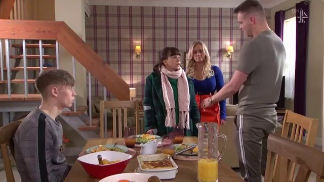 Hollyoaks 31st January 2020