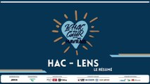 HAC - Lens (0-0) : le résumé vidéo du match