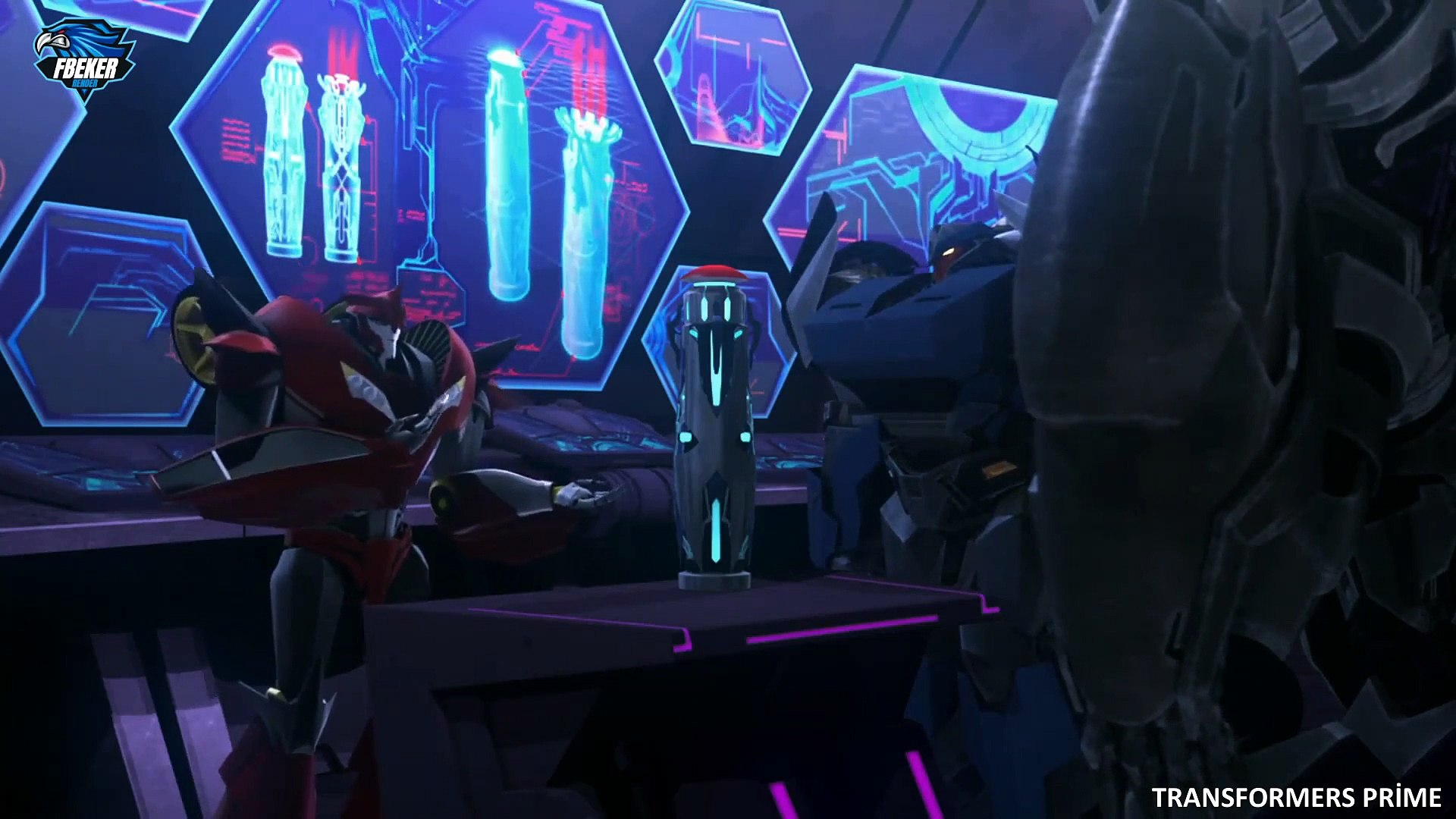 Transformers Prime 21.Bölüm Full Hd