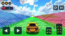 Taxi Car Stunts Games 3D Ramp Car Stunts Impossbile Car Games - Android GamePlay #4