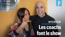 The Voice. Amel Bent et Pascal Obispo : « Il n'y a pas de battles entre nous »