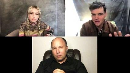 "IR Interview: Olivia Welch & Ray Nicholson For ""Panic"" [Amazon]"